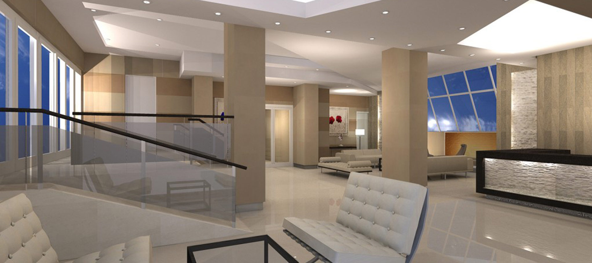 Belvedere Interior Design / Interior Fit Out