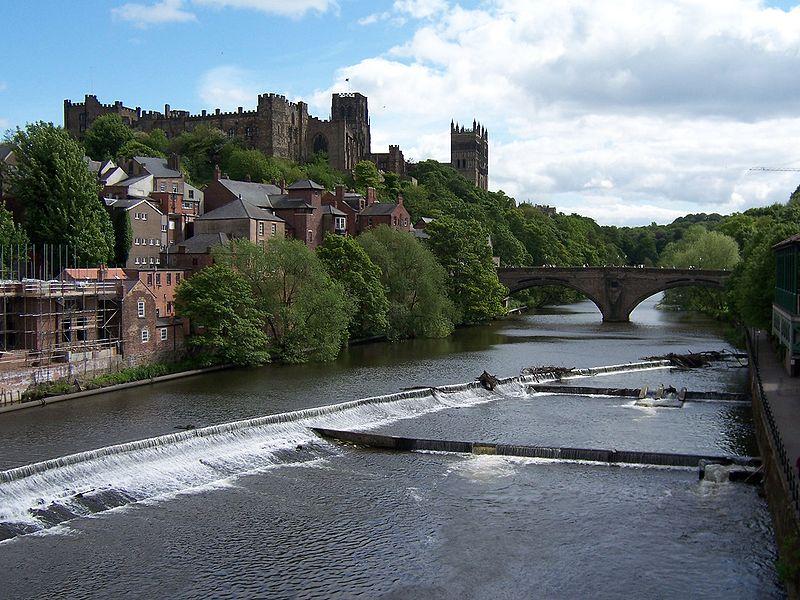 Durham Planning Permission- Photo of Millburngate Bridge