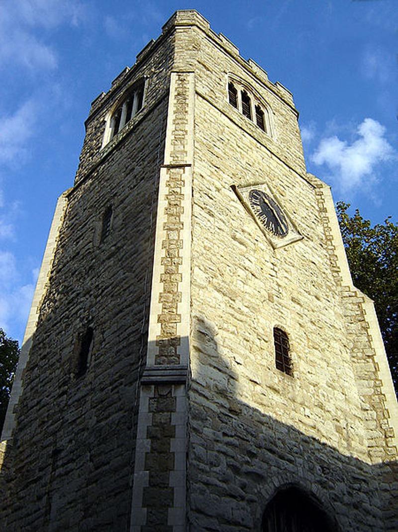 HACKNEY_St_augustines_tower