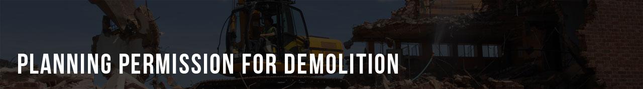 Planning-permission-for-demolition