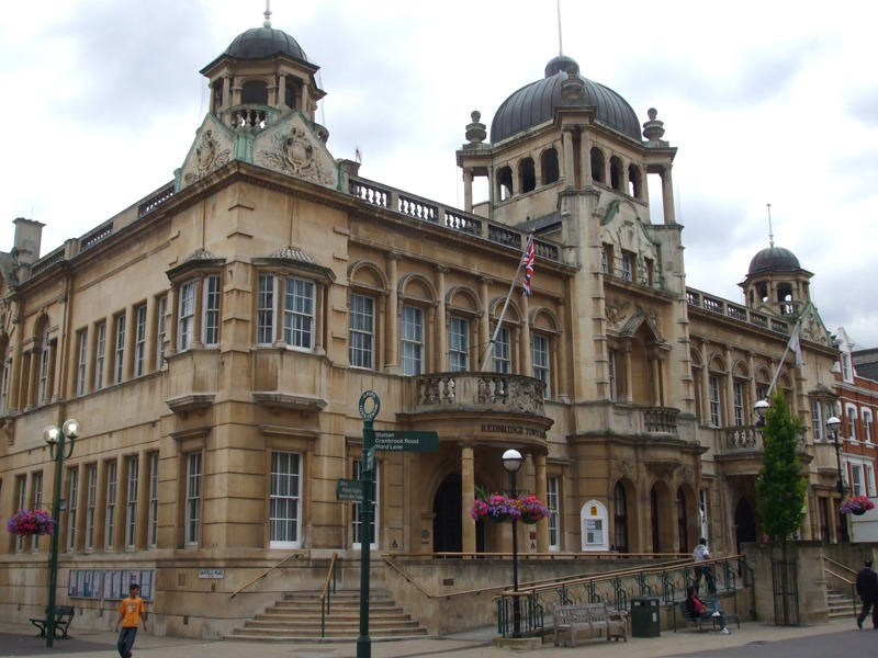REDBRIDGE_Town Hall