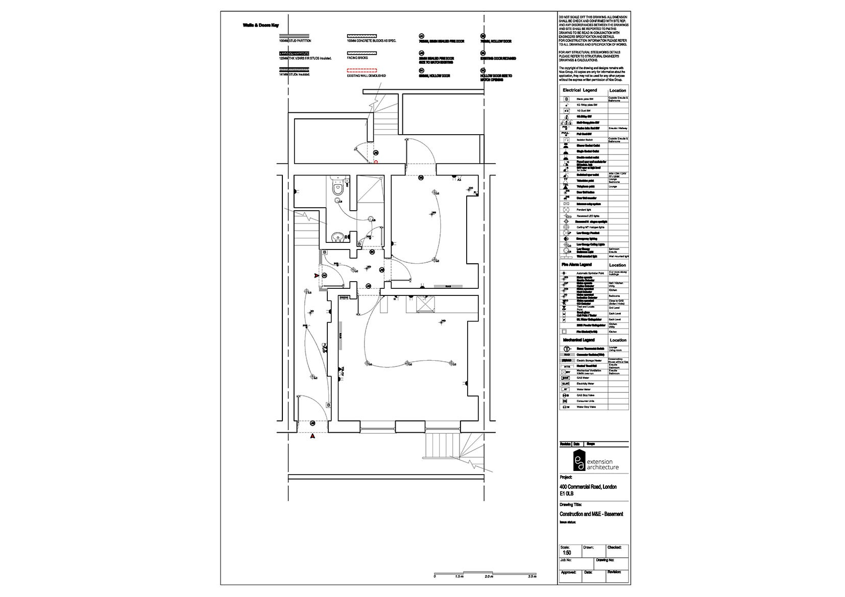RESIDENTIAL 400CR proposed_basement extension...page 01