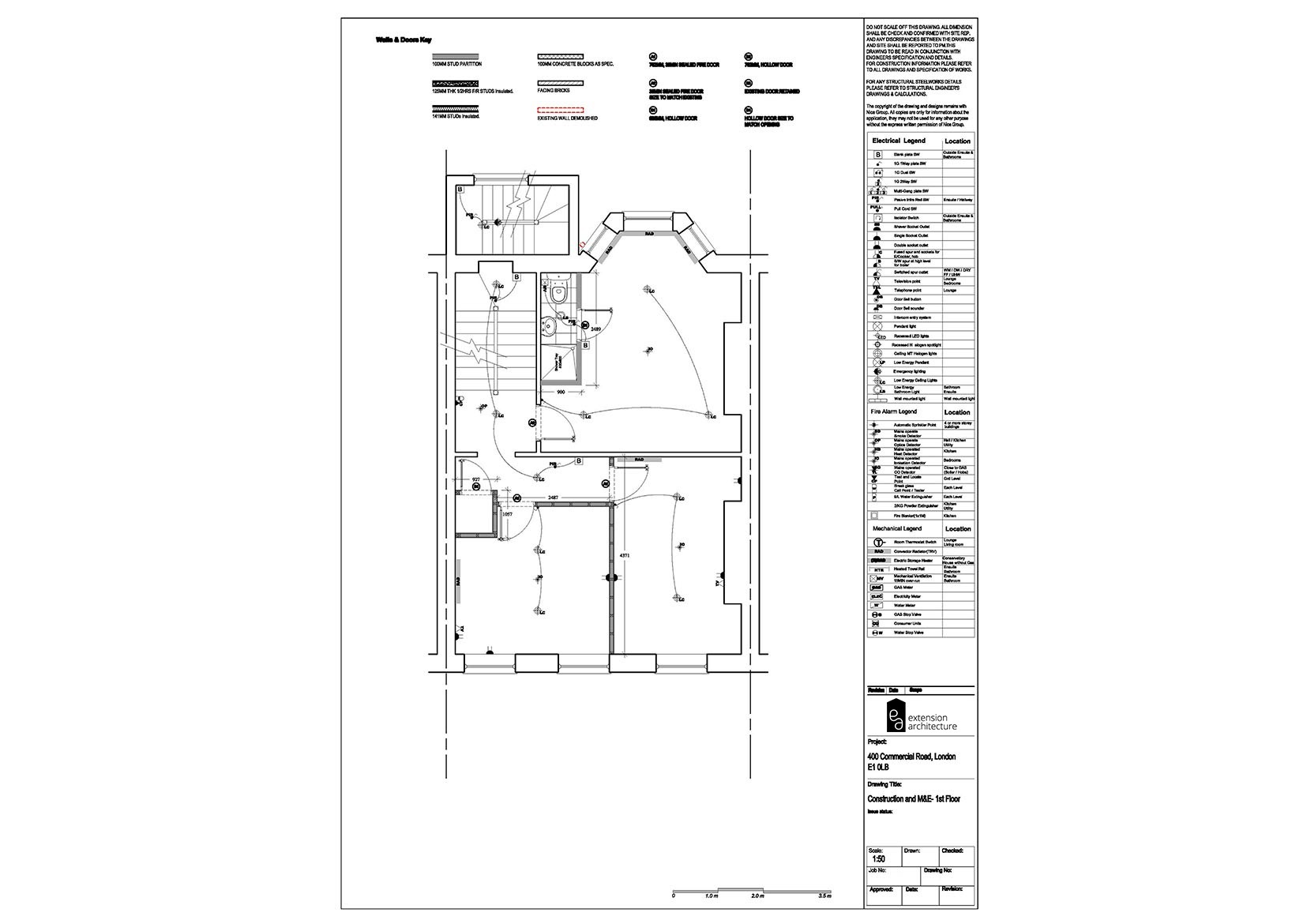 RESIDENTIAL 400CR proposed_basement extension...page 03