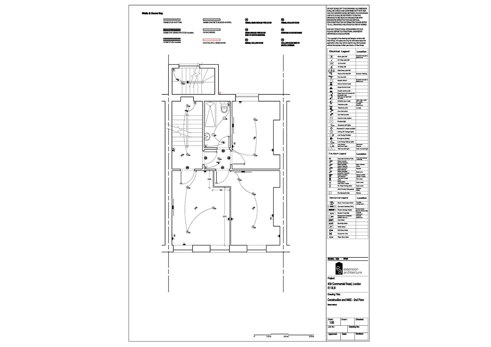 RESIDENTIAL 400CR proposed_basement extension...page 04
