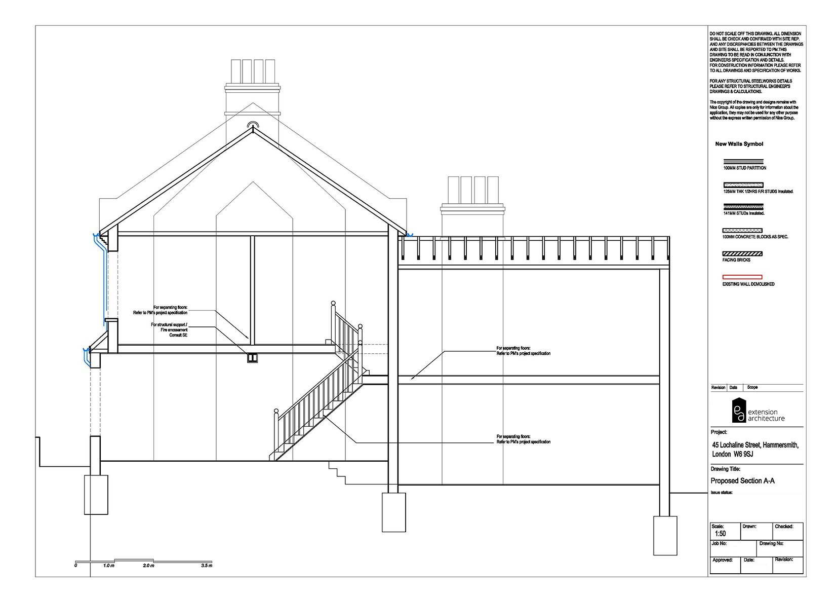 RESIDENTIAL 45LS construction_convert to flats…page 04