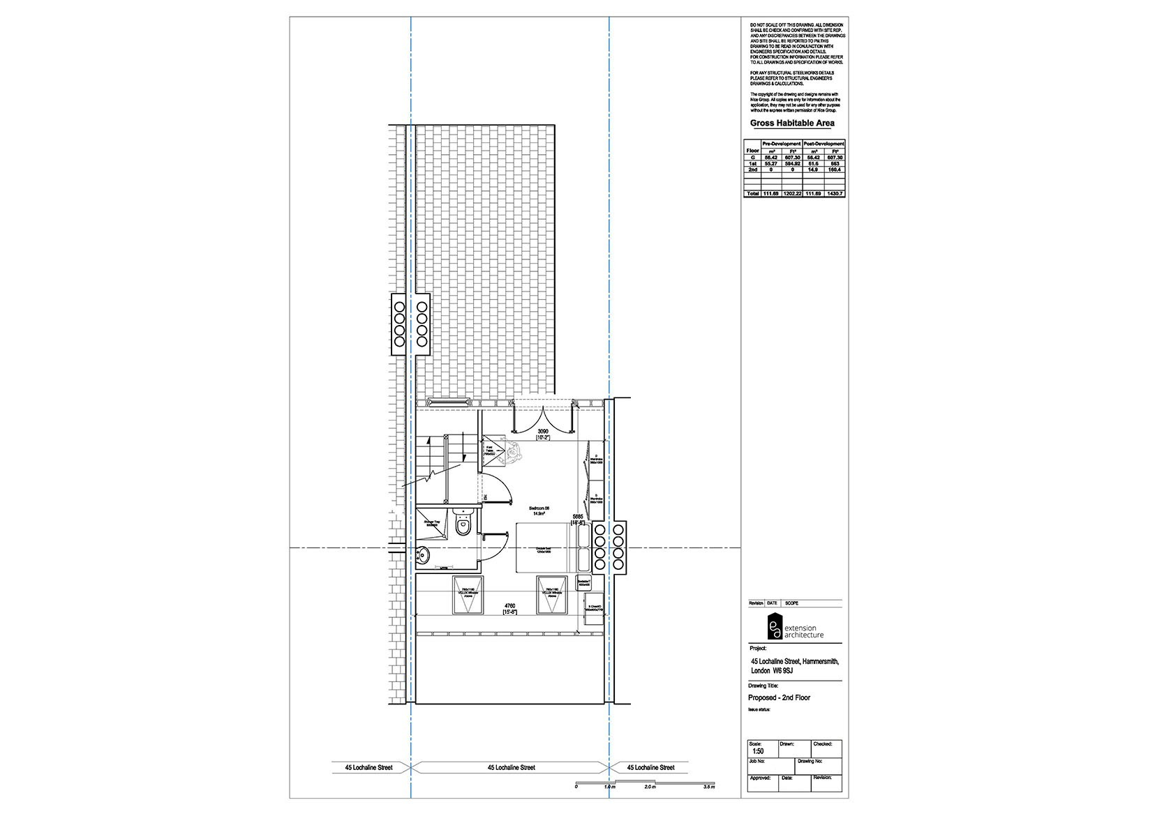 RESIDENTIAL 45LS proposed_convert to flats...page 03
