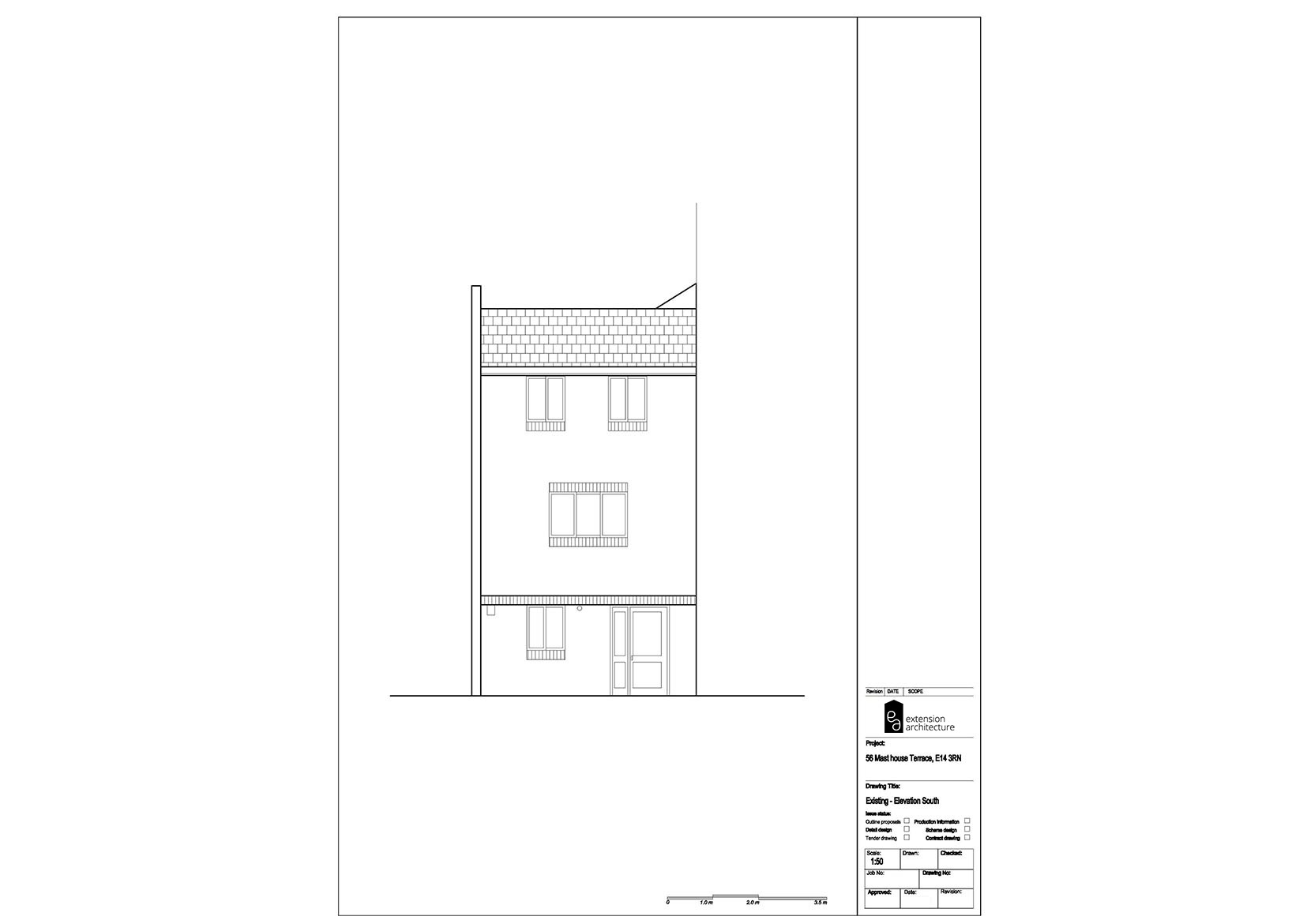 RESIDENTIAL 56MHT existing-single storey rear extension…page 06