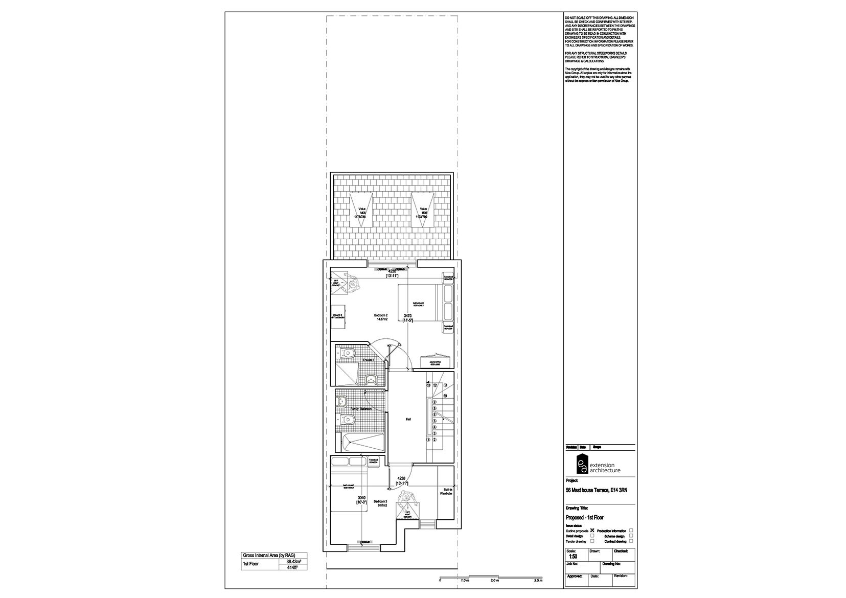 RESIDENTIAL 56MHT proposed-single storey rear extension…page 02