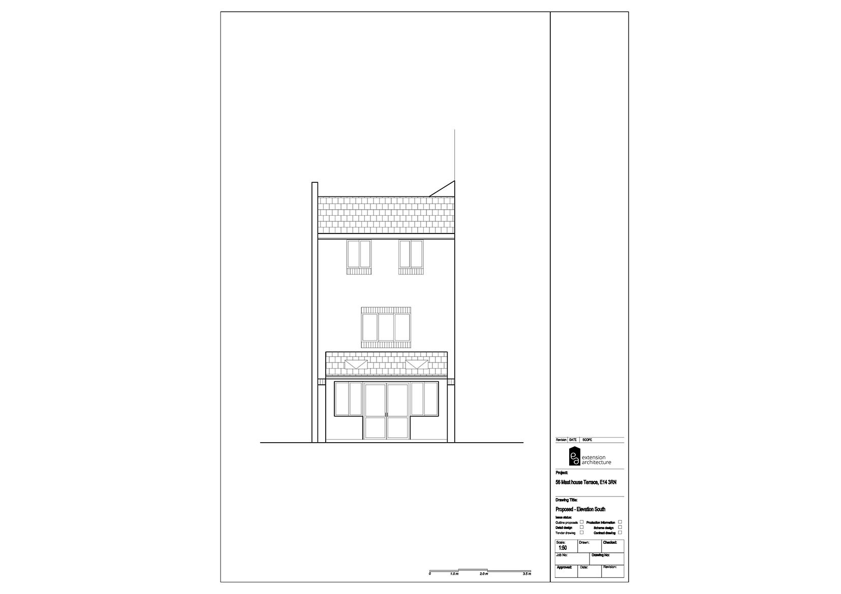 RESIDENTIAL 56MHT proposed-single storey rear extension…page 06