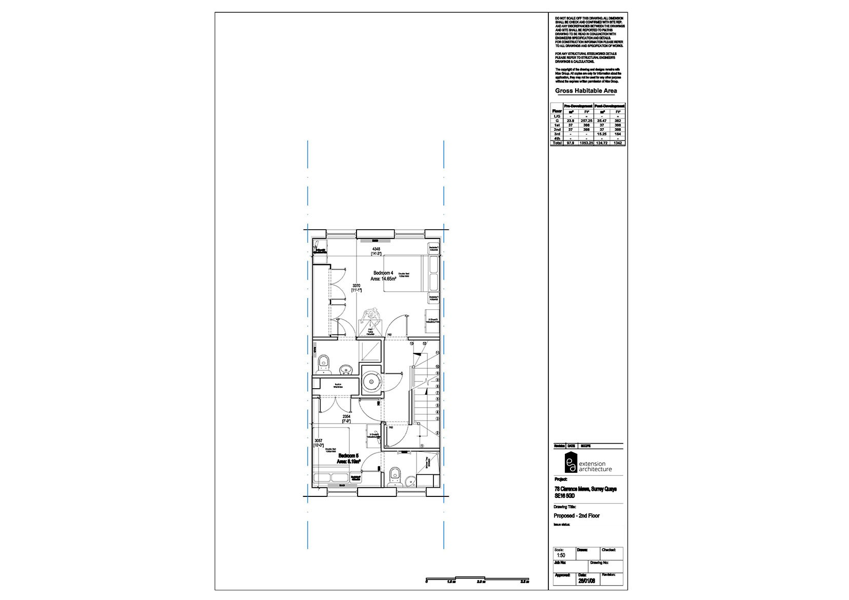 RESIDENTIAL 78CM proposed-single storey rear extension…page 03