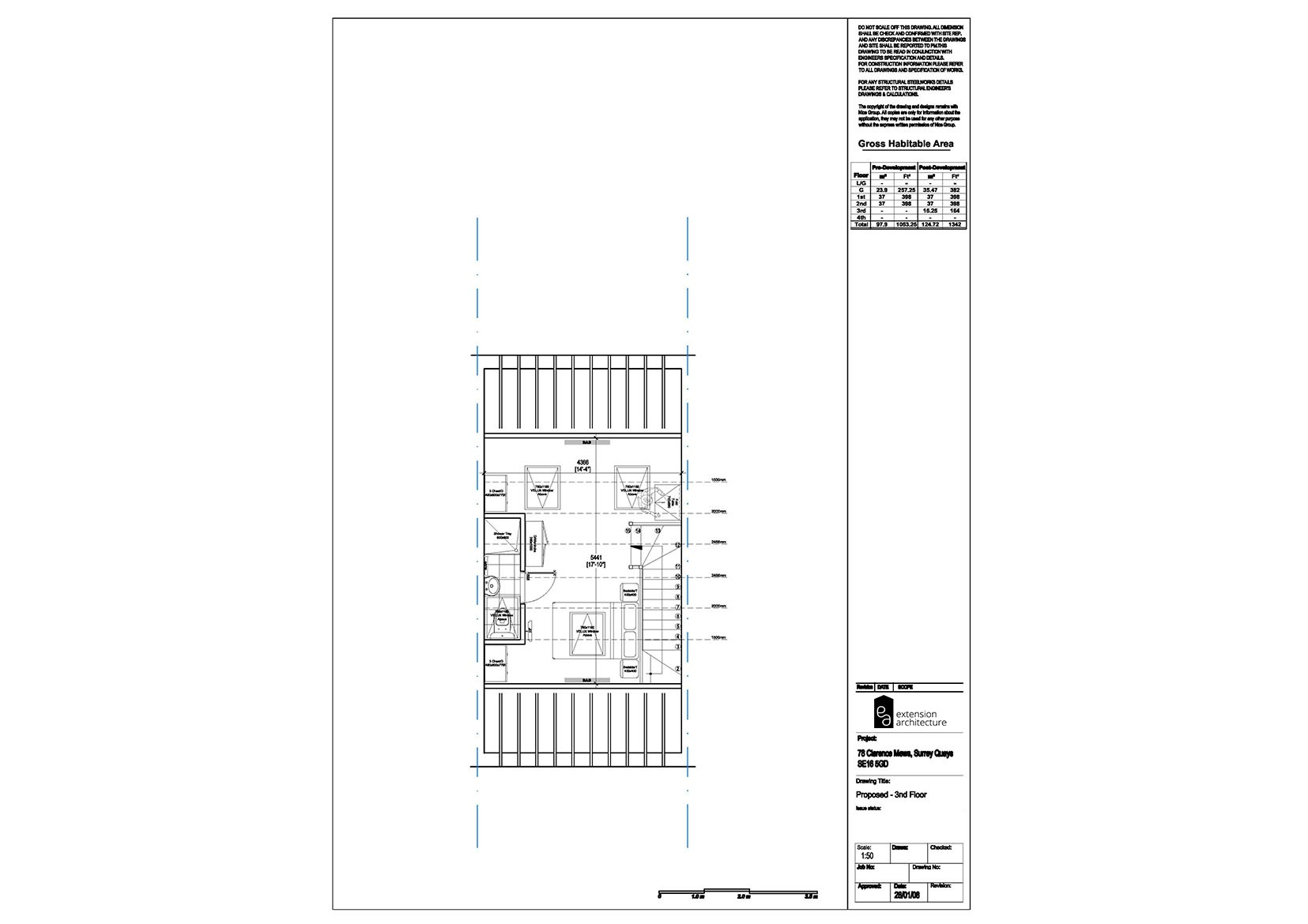 RESIDENTIAL 78CM proposed-single storey rear extension…page 04