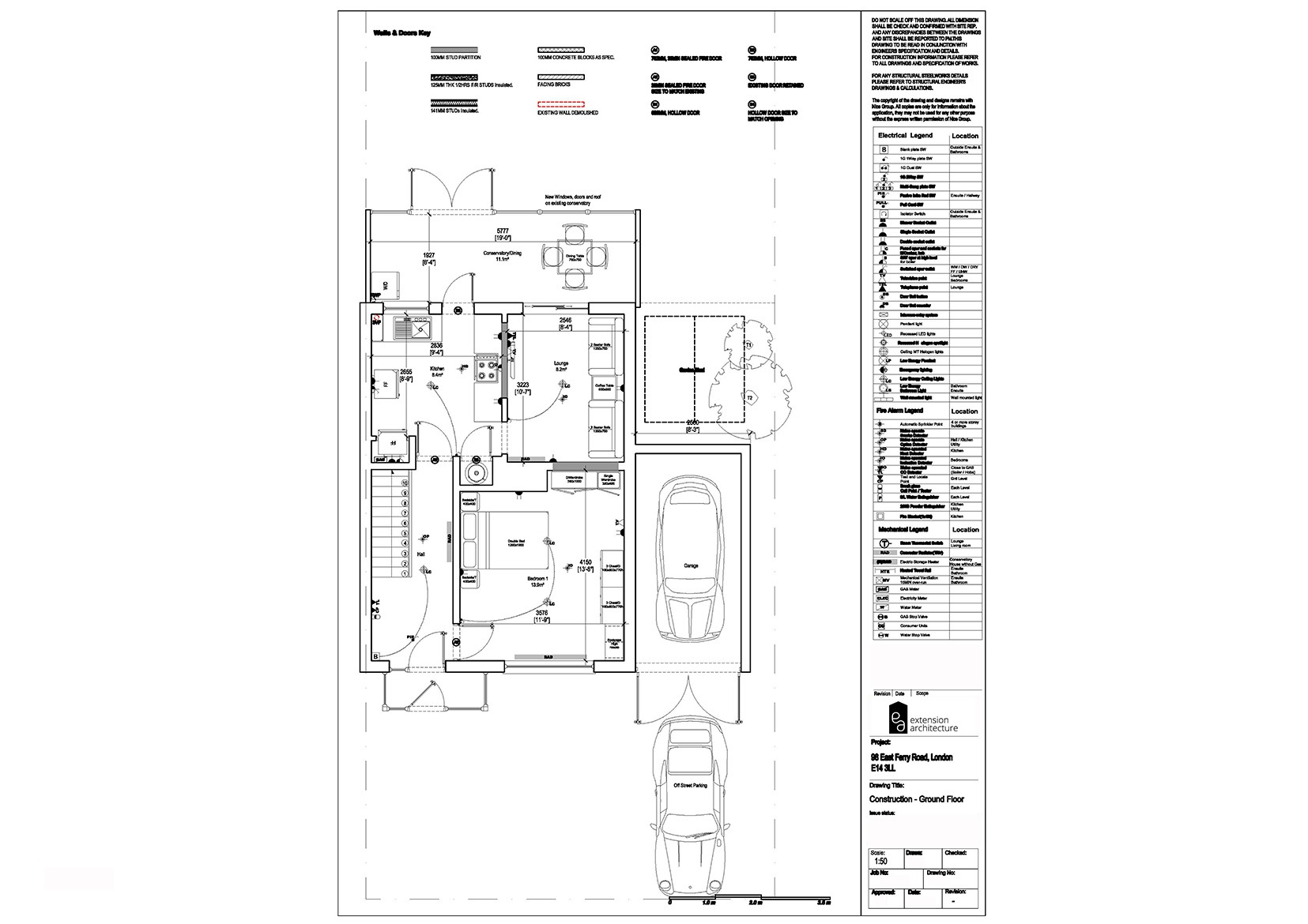 RESIDENTIAL 98 EFR construction_ loft conversion…page_01