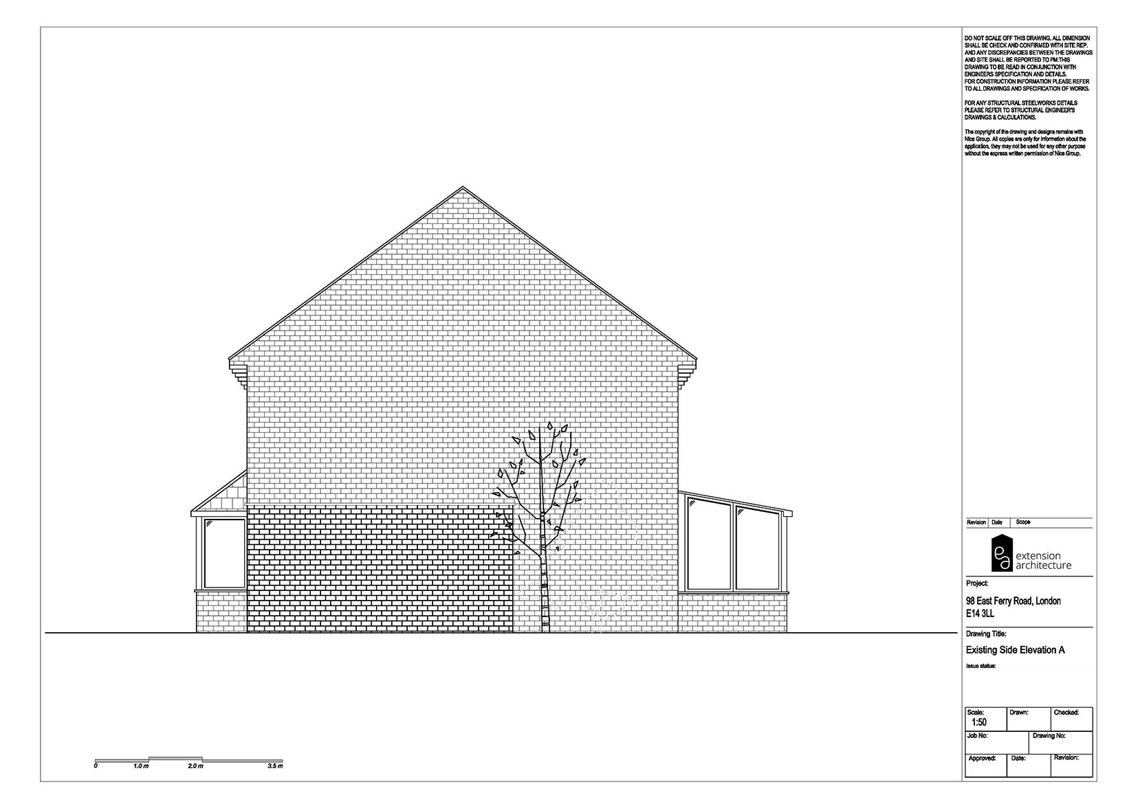 RESIDENTIAL 98 EFR existing-loft conversion…page 07