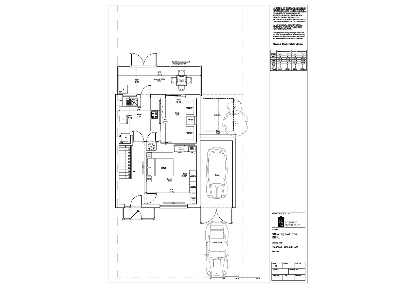 RESIDENTIAL 98 EFR proposed-loft conversion…page 01