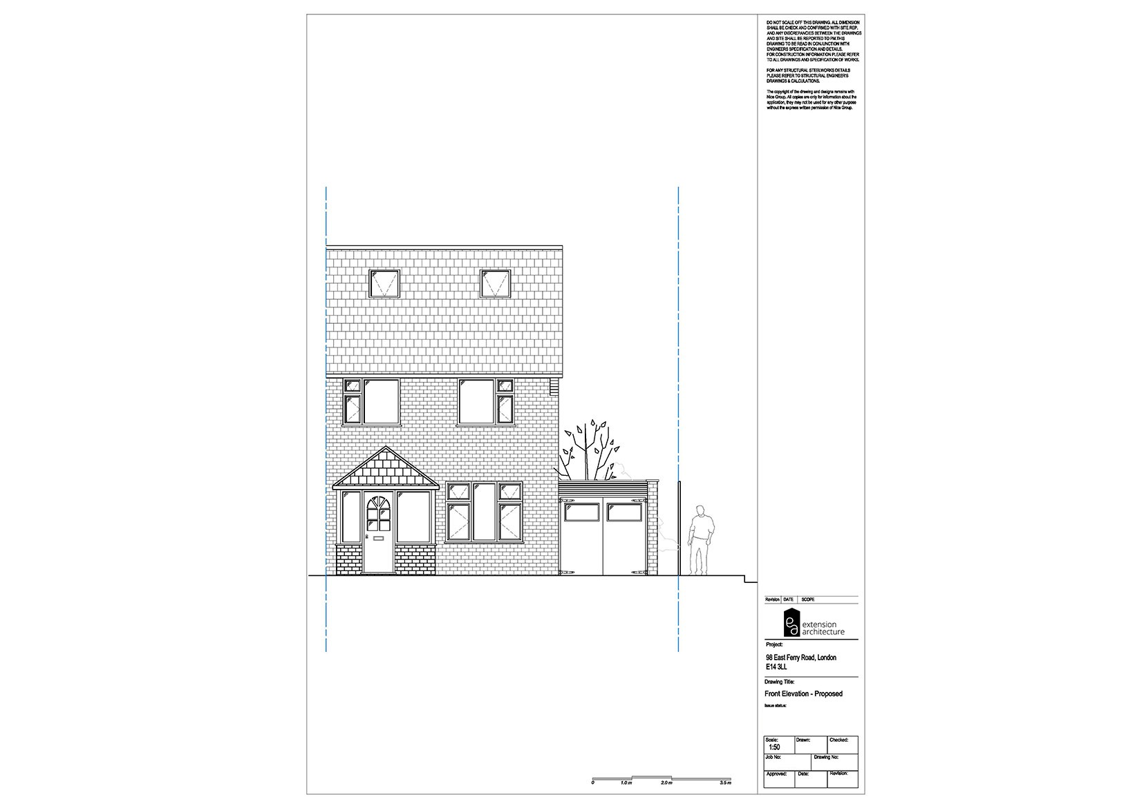 RESIDENTIAL 98 EFR proposed-loft conversion…page 05