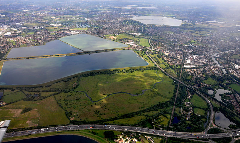SPELTHRONE_Staines and Queen Mary Reservoirs