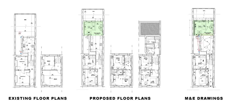 plans-islington project