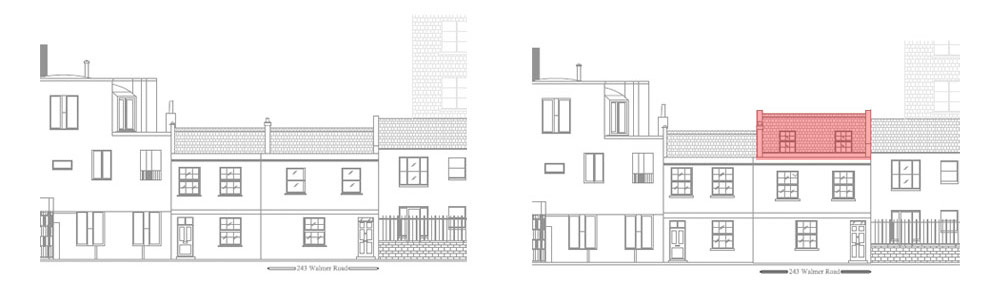 Planning Appeals at Extension Architecture