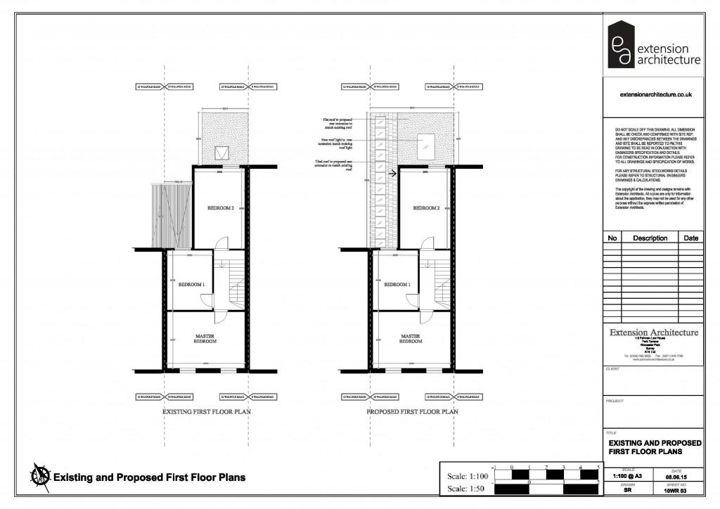 Merton council extension architecture london planning for Extension architecte