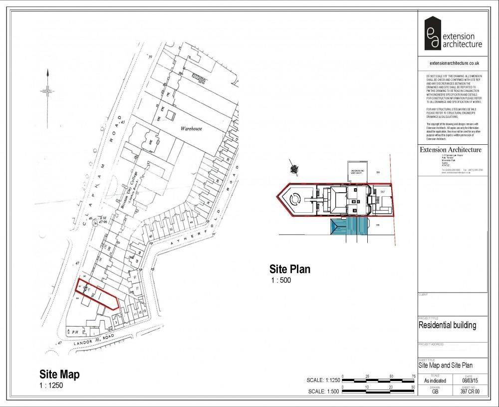 397Clapham road_Plans_Page_01