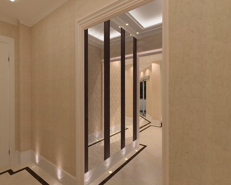 7. Corridor Silver Mirror