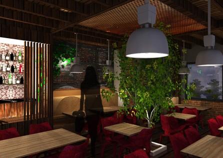 Soban Café : Planning application for Cafe