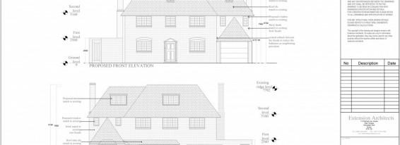 Double Storey Extension in Esher, Elmbridge, Surrey