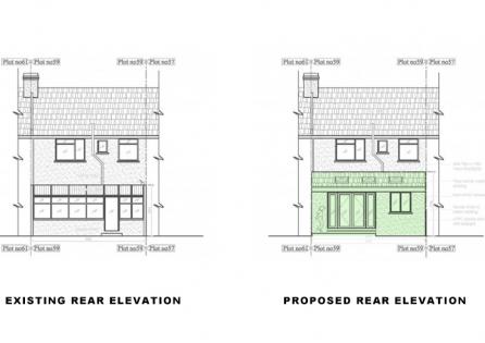 Single Storey Rear Extension in Lewisham