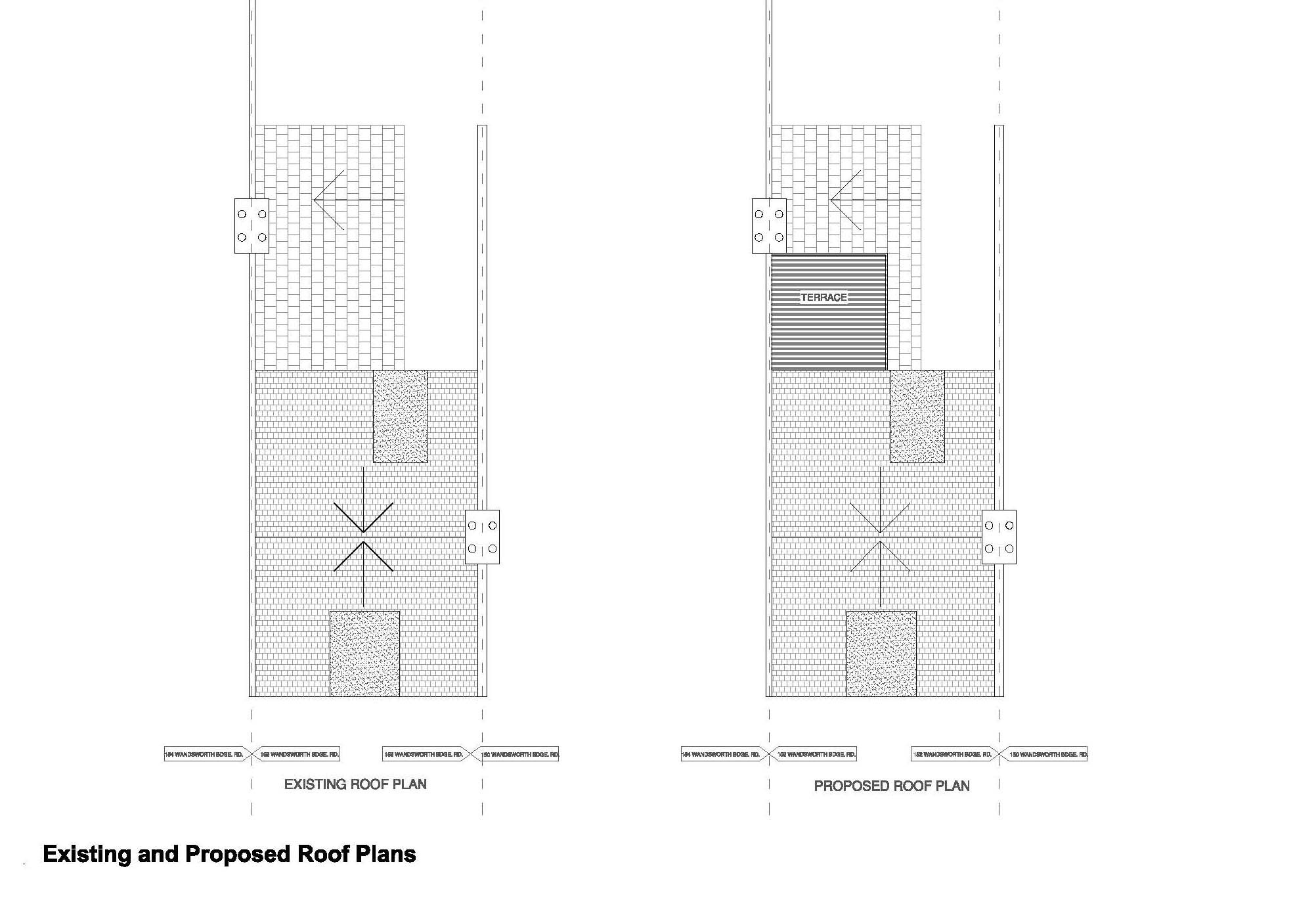Double-Storey-extension-in-Hammersmith-&-Fulham-Roof-Plan