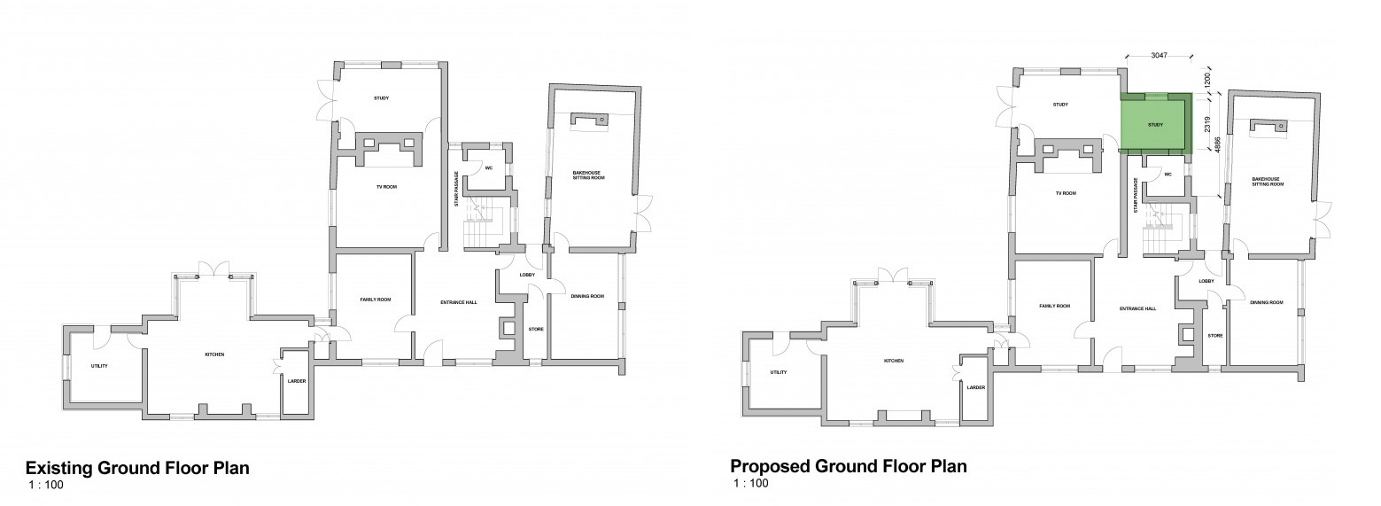 Hertfordshire-Council-Ground-Floor-Plan