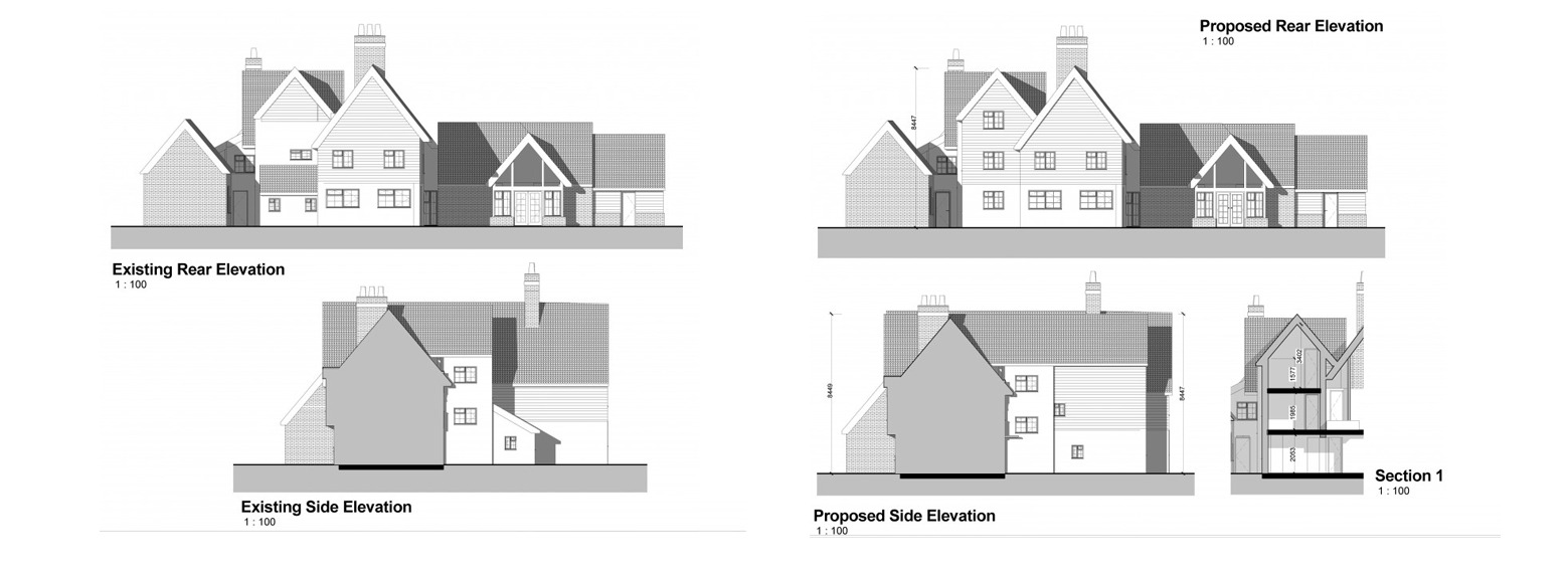 Hertfordshire-Council-Rear-and-Side-Elevation