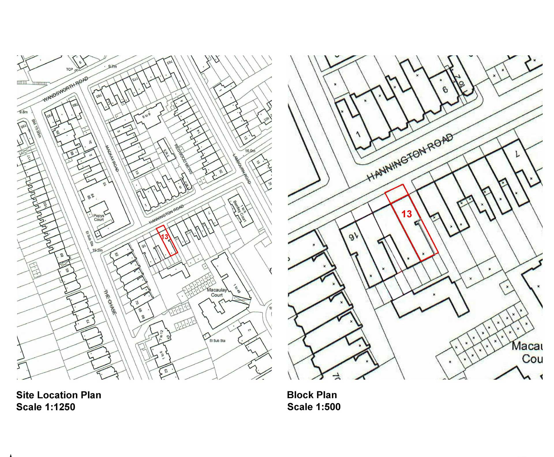 Lambeth-council-Site-Location-Plan