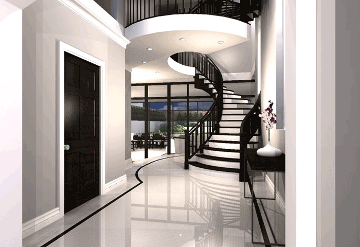 interior render for 3D visualisation article