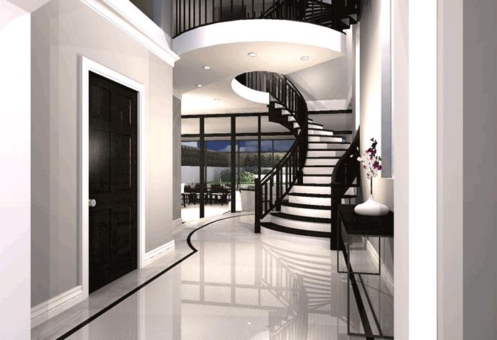 interior render for 3D visualisation article