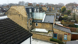 precedent photo for Loft Conversion and Roof Terrace portfolio article
