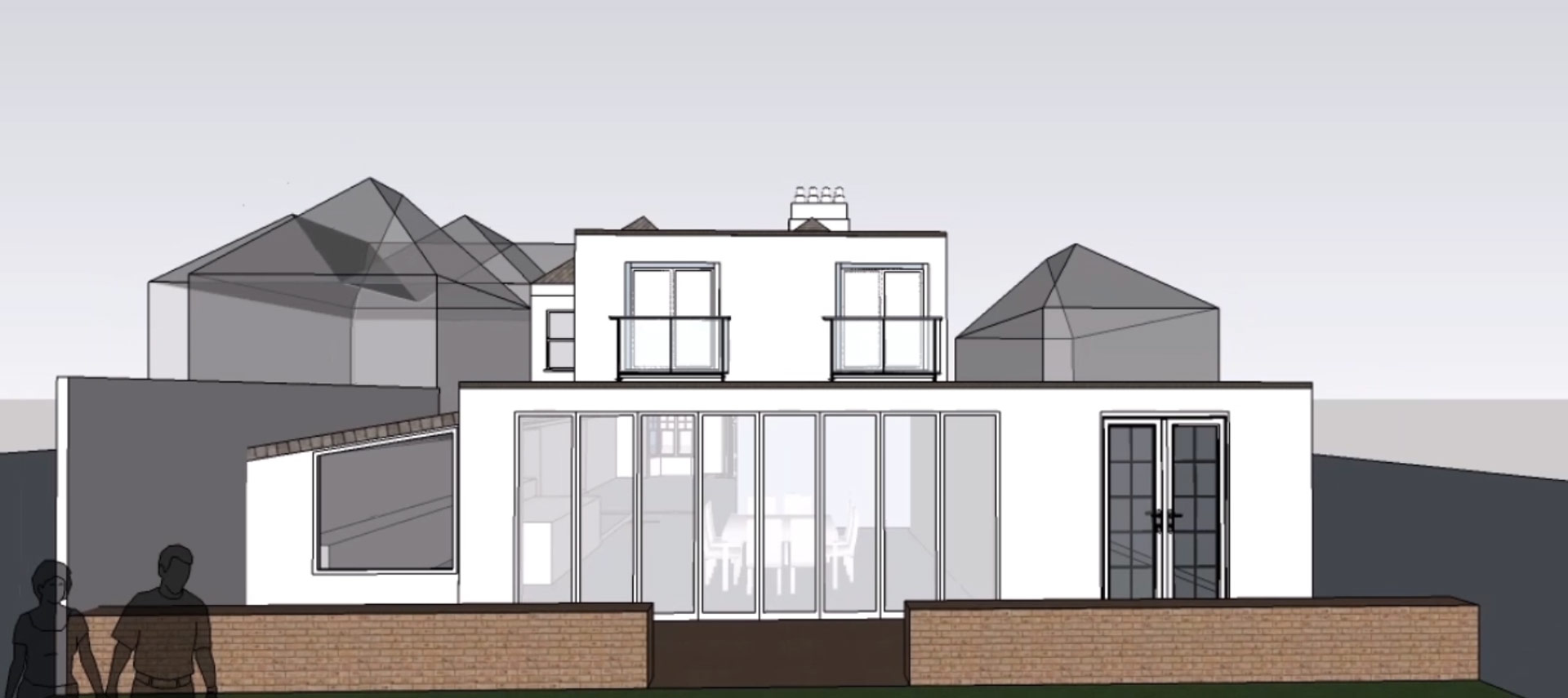 rear extension image for service page on Permitted Development