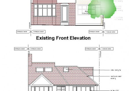 Side Extension, Rear Extension & Loft conversion in New Malden