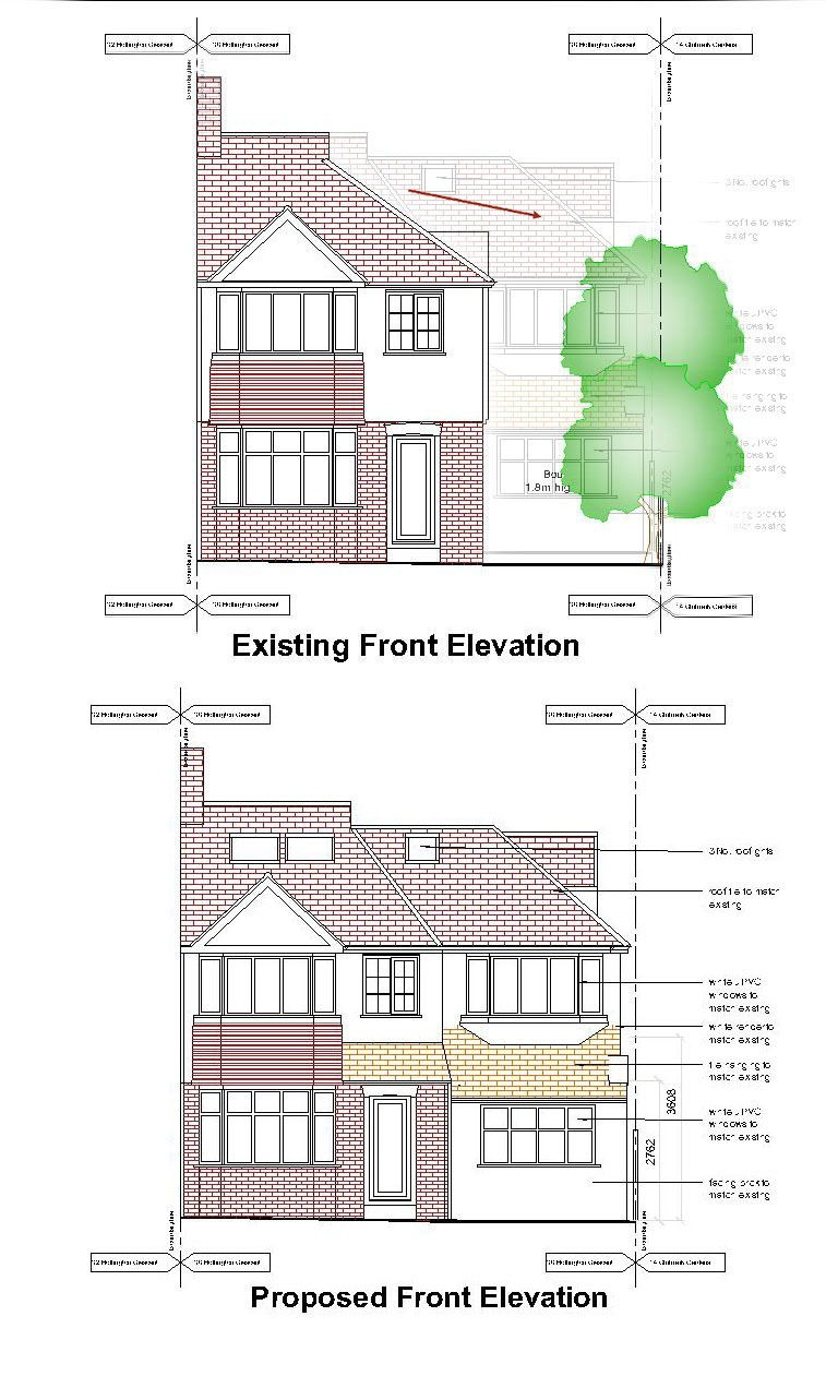 Double Storey Extension Amp Loft Conversion In New Malden