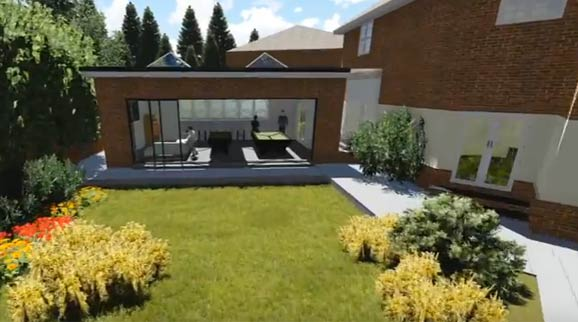 Extension-Architecture-3D-Planning-Conservatory-Extension-in-Surrey