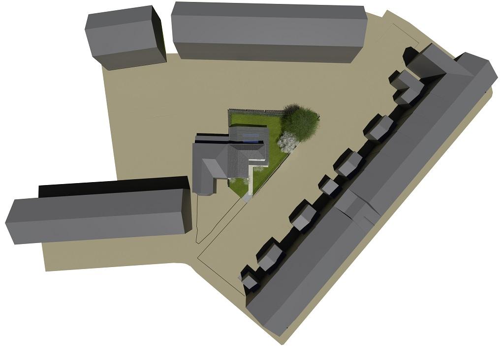 New Build House in Croydon