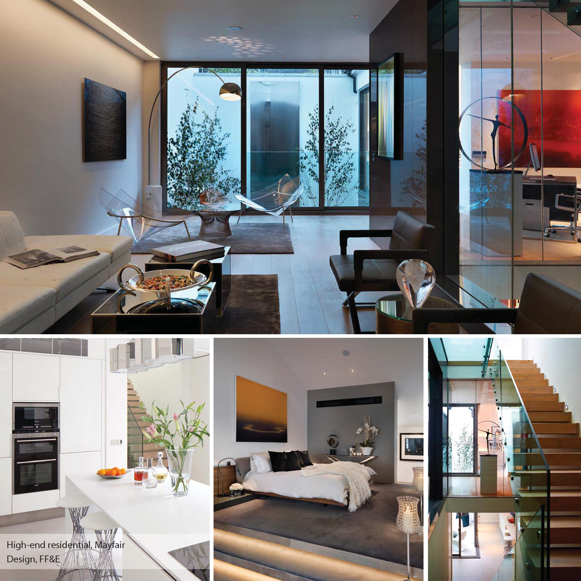 8 extension architecture brochure page mayfair residential for Extension architecte
