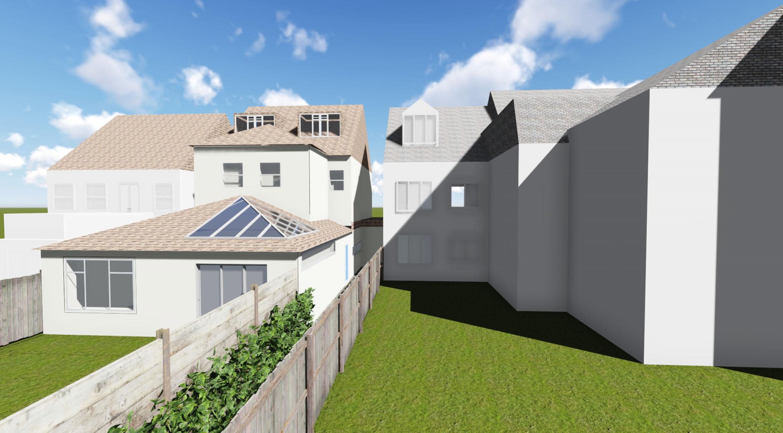 Single storey rear extension in croydon extension for Extension architecte