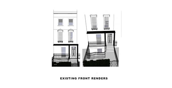 Listed Building Extension in Chelsea