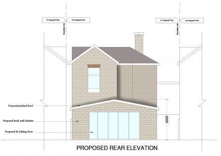 Rear Extension in Selhurst