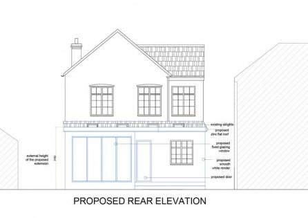 Rear Extension in Elmbridge