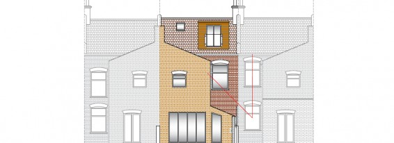 Rear Extension & Loft Conversion in Haringey