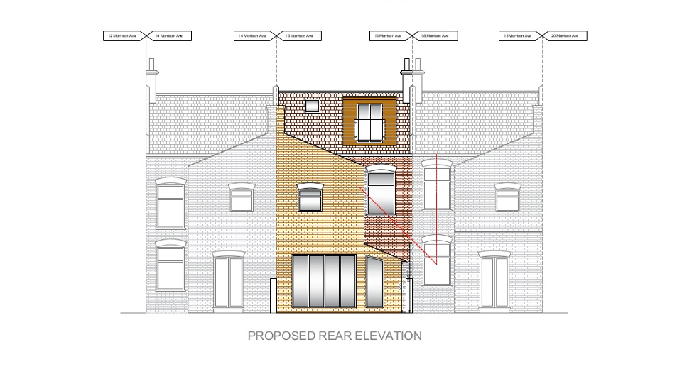 Rear Extension and Loft Conversion in Haringey | Extension Architecture