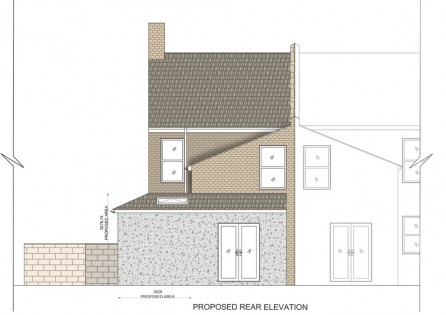 Side Extension in Croydon