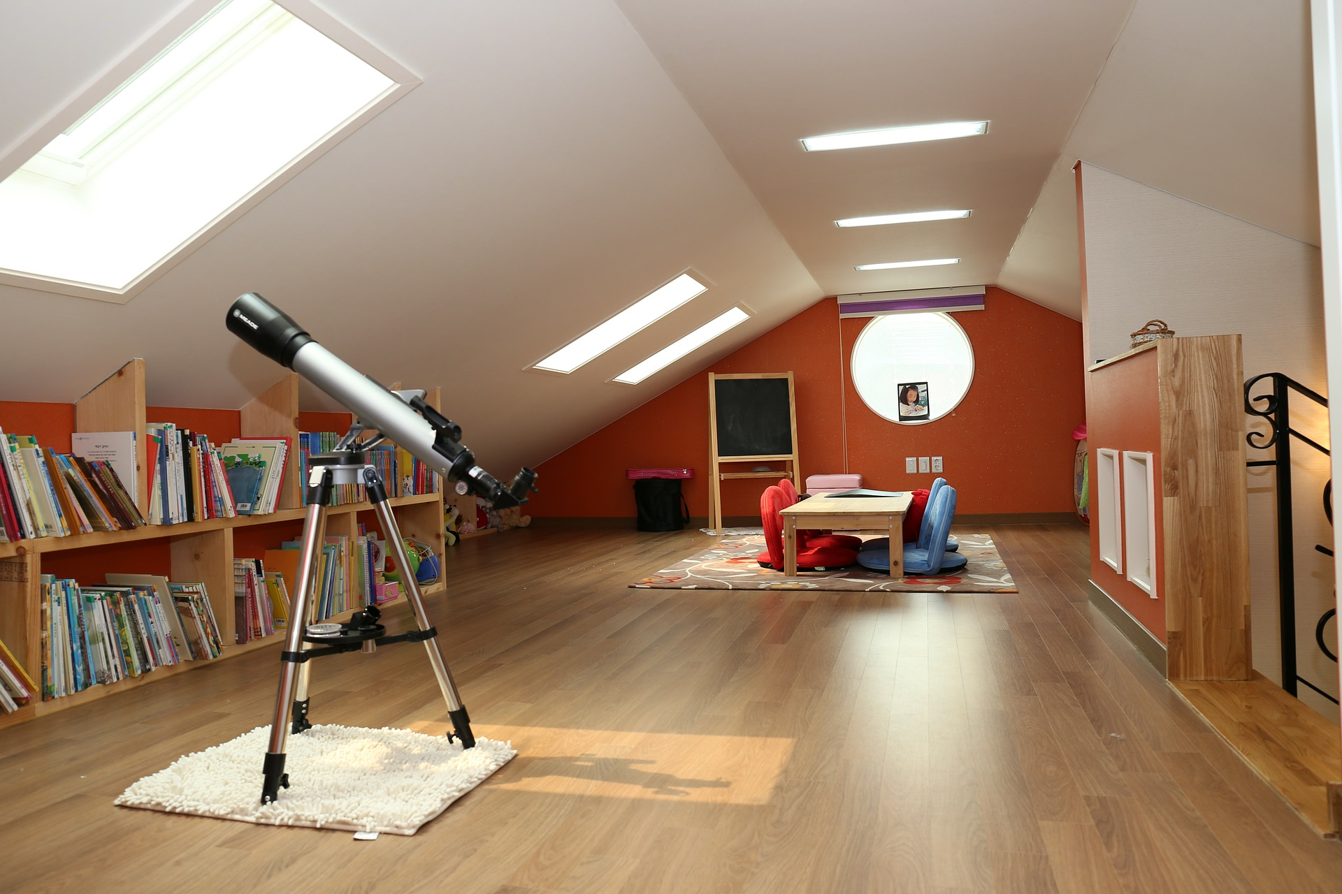 Loft Interiors | All You Need To Know About Loft Conversions