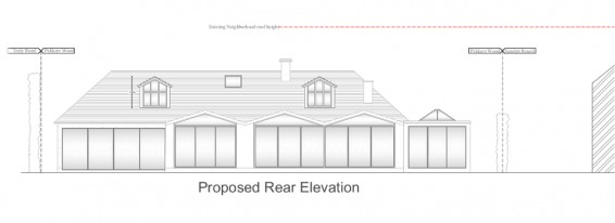 Rear&Front Extension/Loft conversion in Fetcham, Surrey